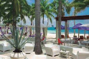 Cafe del Mar - Grand Sens Cancun – Cancun -The Sian ka'an at Sens Cancun Grand Sen All Inclusive Adults Only Resort